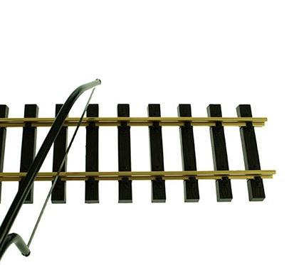 ML-Train 8911542 Flexgleis gerade 6x 150 cm vernickelt mit Verbindern NEU