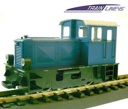 MOB Diesellok V 121 Grundmodell Train Line 92021001