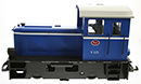 Diesellok V 121 MOB digital mit Sound Train Line 2021202