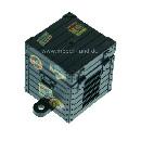Kiste blau Draisine Circus LGB 22010-E004