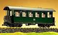Reisezugwagen KB4i LGB 30700 - 30730