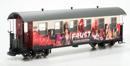 """Personenwagen 900-483 HSB """"Faust"""" Train Line 3530721"""