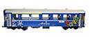 Arosa Personenwagen 1/2 Klasse LGB 37673-E999