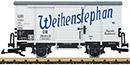 Bierwagen Weihenstephan LGB 43357