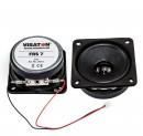 Lautsprecher 15 Watt Visaton FRS  7 ML-Train 80401008