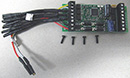 Digitaldecoder für BR 80 Piko 36121