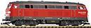 Diesellok BR 225 Railion DB Logistics Piko 37508
