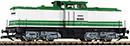Diesellok BR V100 003 Museumslok Piko 37566