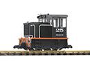 US Diesellokomotive GE-25Ton D&RGW Piko 38500