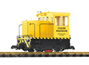 US Diesellokomotive GE-25Ton Gleisreinigungslok Piko 38501