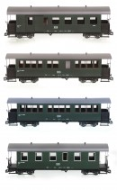 HSB Traditionszug Set mit 4 Wagen Train Line 3630700